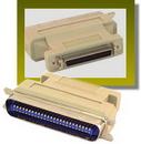 IEC M370052 SCSI Adapter CN50 Male to DM50 Female