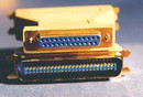 IEC M370070 SCSI Adapter CN50 Male to DB25 Female