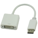 IEC M51711-.5 Display Port Male to DVI Female 8 inch Adapter