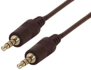 IEC M7411-01 3.5mm Stereo Male to Male Cable 1'