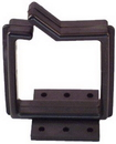 IEC PP0072 Wire Management Ring 4 x 5 inch (Outer Dimensions)