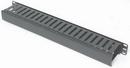 IEC PP0081B Wire Management Horizontal 3 Inch deep Slot 1.75 inch (1U) Height