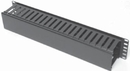IEC PP0082A Wire Management Horizontal 3 Inch deep Slot 3.5 inch (2U) Height