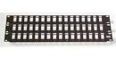 IEC PP19848 Patch Panel Blank for 48 Keystone Connectors (3U)