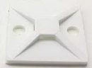 IEC TIEPAD1 Cable Tie 1 inch Square Pad
