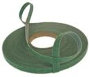 IEC TIEV1-2-GN Wrap around Strap  1/2 inch wide x 75 feet long Green