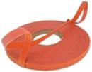 IEC TIEV1-2-OR Wrap around Strap  1/2 inch wide x 75 feet long Orange
