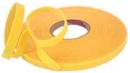 IEC TIEV1-2-YE Wrap around Strap  1/2 inch wide x 75 feet long Yellow