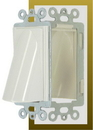 IEC WDH031000 White Decora Insert with Cable Canopy