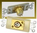 IEC WDZ531000 Ivory Decora Insert with One XLR Female