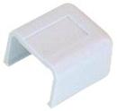 IEC WM1300 End Cap Fitting 3/4 inch White
