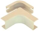 IEC WM2326 Inside Corner With Base 1-3/4 inch Ivory