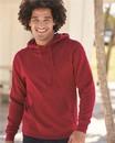 Independent Trading AFX4000 Lightweight Hooded Pullover Sweatshirt