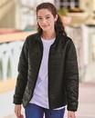 Independent Trading EXP200PFZ Women's Hyper-Loft Puffy Jacket