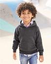 Independent Trading PRM10TSB Toddler Lightweight Special Blend Raglan Hooded Pullover