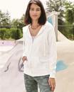 Independent Trading SS650Z Lightweight Zip Hooded Sweatshirt