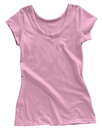 In Your Face Apparel A21 Reverse Scoop Neck