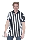 In Your Face Apparel C01 Men's Zip-Up Collar Referee Shirt