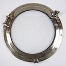 India Overseas Trading AL 486110C Porthole Glass Aluminum Chrome, 20
