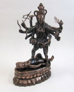 India Overseas Trading AL50424 Aluminum Statue - KALI Copper Finish