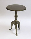 India Overseas Trading AL7846 - Aluminum Table Antique Finish