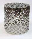 India Overseas Trading AL80216 - Aluminum Stool