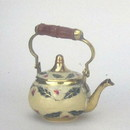 India Overseas Trading BR 1223X Brass Kettle