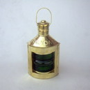 India Overseas Trading BR 15271 Ship Lamp, Green 12
