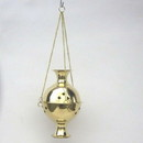 India Overseas Trading BR 1677 Hanging Incense Cone Burner