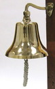 India Overseas Trading BR 1845 Large Ship Bell