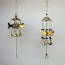 India Overseas Trading BR 1857 Brass Horse Bell Wind Chime