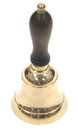 India Overseas Trading BR18921N Handle Bell 7&Quot;
