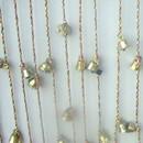 India Overseas Trading BR 18971 Mini String Bells, Six Bells String, Set 12