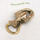 India Overseas Trading BR2020 - Brass Scorpion Clip