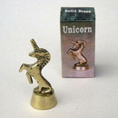 India Overseas Trading BR20623 - Brass Unicorn Small