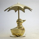 India Overseas Trading BR 2075 Duck With Umbrella