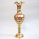 India Overseas Trading BR 21243 Solid Brass Vase, 24