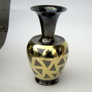 India Overseas Trading BR 21745 Geometric Vase