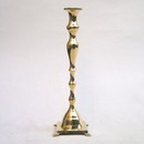 India Overseas Trading BR2271 - Brass Candle Holder