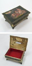 India Overseas Trading BR 2331 Brass Roman Picture Box 6x4