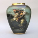 India Overseas Trading BR25784A - Brass Picture Vase