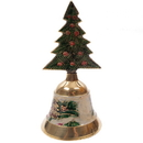 India Overseas Trading BR 31336 Christmas Tree Brass Bell