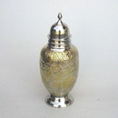 India Overseas Trading BR40663 - Brass Ginger Jar