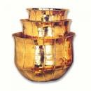 India Overseas Trading BR4325 - Brass Planter Set