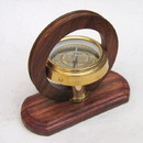 India Overseas Trading BR 4837B Tangent Survey Compass 10