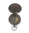 India Overseas Trading BR 4842A Dalvey Style Compass Antique
