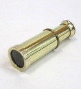India Overseas Trading BR 48527 Solid Brass Compact Retractable Telescope