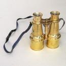 India Overseas Trading BR 4853A Brass Binocular