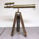 India Overseas Trading BR48562 - Vintage Telescope With Stand