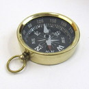 India Overseas Trading BR48852 - Pocket Magnetic Compass